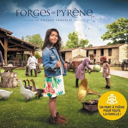 Les Forges de Pyrène - le village inoublié